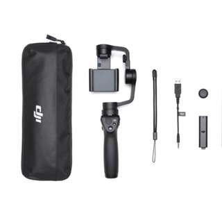 DJI Osmo Mobile - with box, Almost New!!