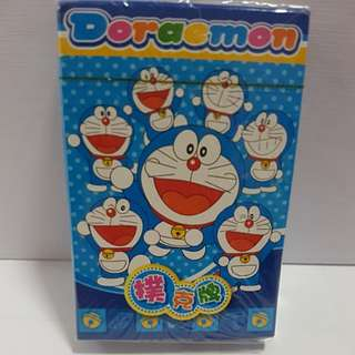 Doraemon Poker Playing Cards