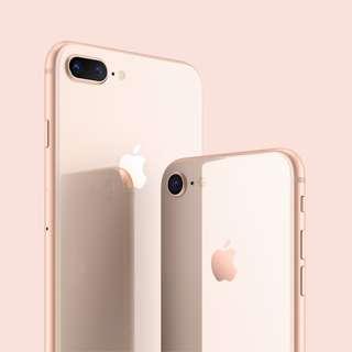 {徵收}iPhone 8/8 Plus ,要全新未開封, 港行