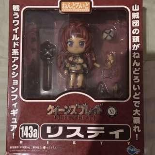 Original Nendoroid Queen's Blade