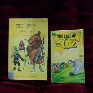 Wizard of Oz || Land of Oz Bundle [L. Frank Baum]