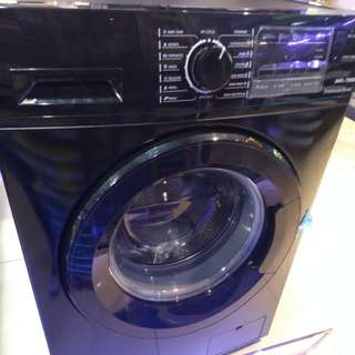American home front load washing machine 7kg (for home use only)