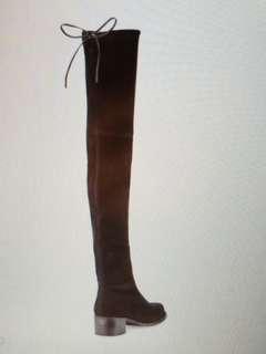 Stuart Weitzman Over the knee boot Size 39