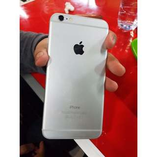 Iphone 6plus 64gb white