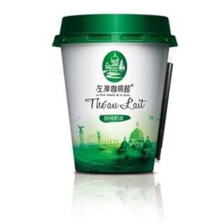 台灣代購🇹🇼左岸咖啡 昂列奶茶240ml