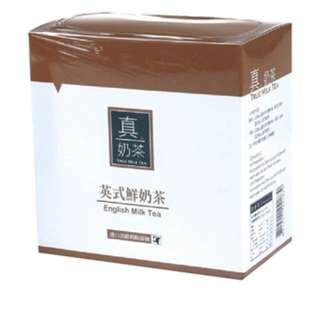 台灣代購🇹🇼真奶茶 歐可英式真奶茶(28g*8包)