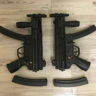 Airsoft mp5k marui