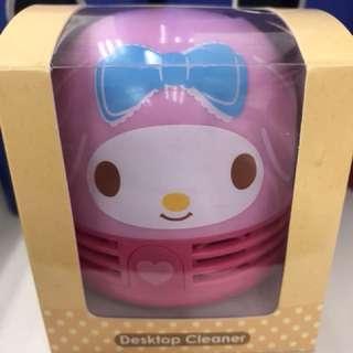 Sanrio Melody 桌面吸塵機
