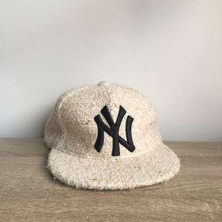 New Yorker Yankee Snapback Hat