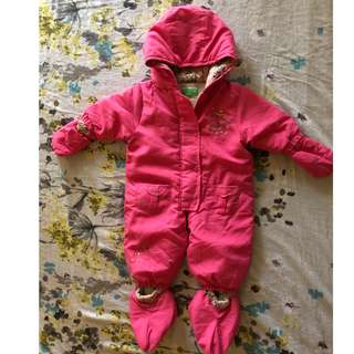 Winter Jacket for Baby Girl
