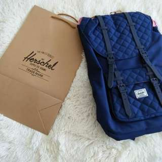 Herschel Back Packs for Men & Women