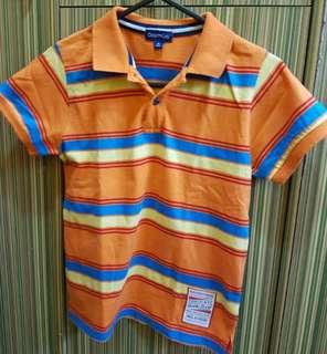 Coach Boy's Polo Shirt (5-6 yo)