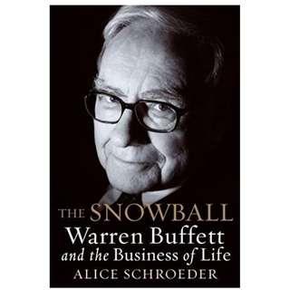 [$1] The Snowball - Warren Buffett and the Business of Life