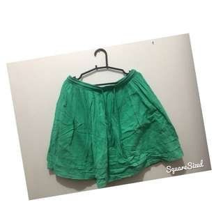 Large GreenSkirt