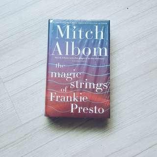 🍄 the magic strings of frankie presto - mitch albom [BRAND NEW HARDBACK]