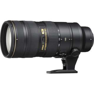Want to Buy: Nikon 70-200mm f/2.8G ED VR II