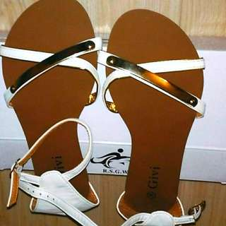 Korean Flat Sandals