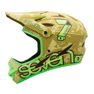 Seven idp 2017 full face helmet