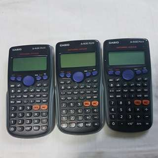 Casio Scientific Calculator fx-96sg plus
