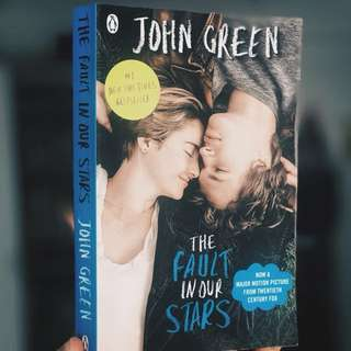 Novel: The Fault In Our Stars (#1 NY Times Bestseller)