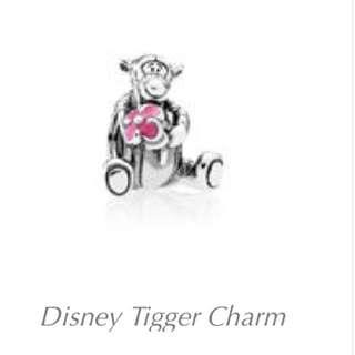 Pandora Disney 澳洲外購Winnie the Pooh tiger 跳跳虎
