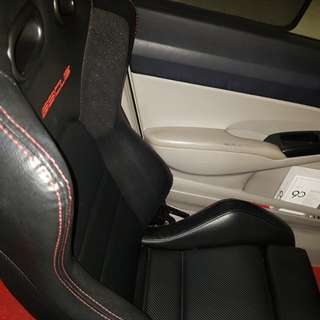 FD civic SSCUS semi bucket seat