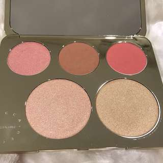 BECCA X JACLYN HILL CHAMPAGNE COLLECTION FACE PALETTE 20.4g