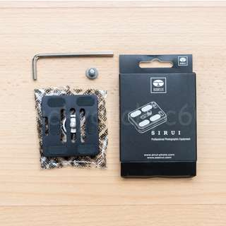 Sirui TY-60X Arca-Type Quick Release Plate