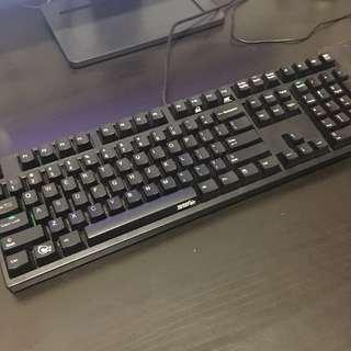 Ducky ZERO DK2108 Mechanical Gaming Keyboard Cherry MX Brown