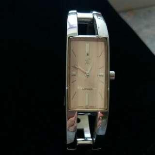 CITIZEN 女庒粉色手鈪款手錶
