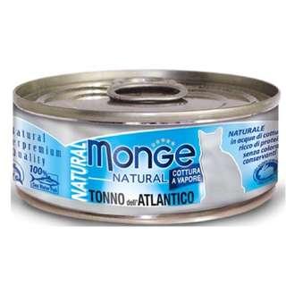 Monge Natural 80gm - $38.00