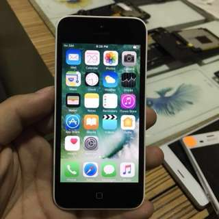 🔥READY STOCK🔥 iPhone 5c ios 10.3.3