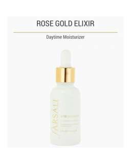 Farsali rose gold elixir mini 10ml