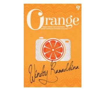 Ebook Orange - Windry Ramadhina
