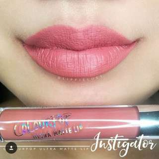 ColourPop UML in Instigator