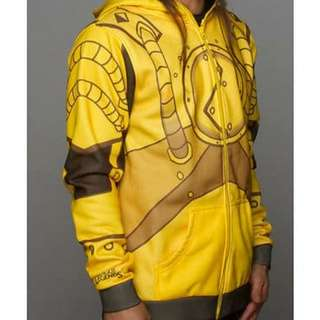 Riot Games Blitzcrank Hoodie Limited Edition