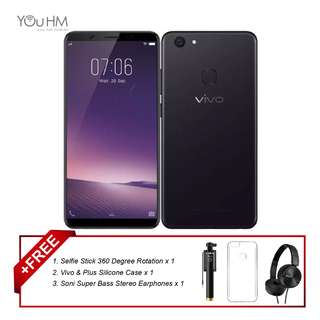 VIVO V7+  (4GB + 64GB RAM)