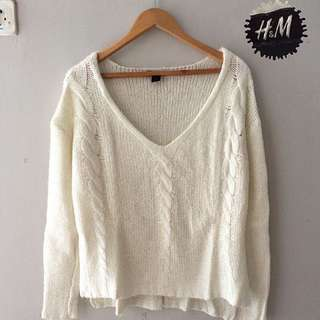 Jual Cepat H&M Knitwear