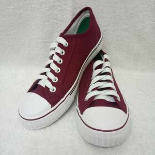 Taylor Swift Keds (Wine Red)