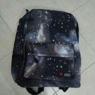 Black galaxy bag 😎