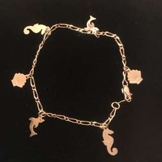 Kids seahorse dolphin 🐬 Bracelet