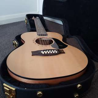 Maton EML12 Mini Electric Acoustic Guitar