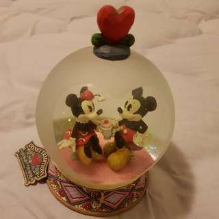 Mickey & Minnie Display Figurine