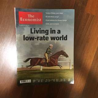 The Economist 2016 edition