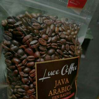 Kopi Arabica Java Ijen 500gr - Biji atau bubuk