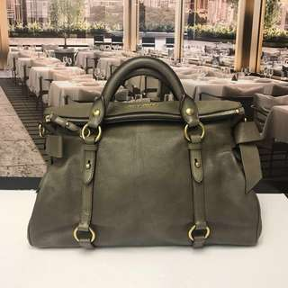 Miu Miu Bow Two Way Bag