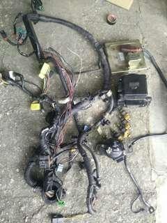 Wiring 4g91