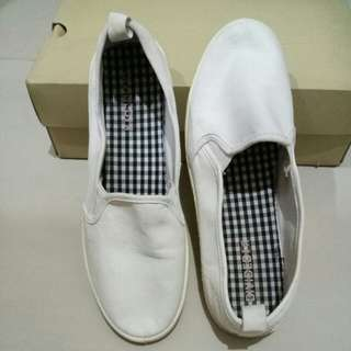 Shoes Divided white