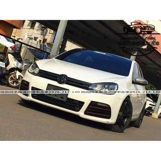 【FB搜尋桃園阿承】福斯 超人氣GTI 2011年 2.0 白色 二手車 中古車