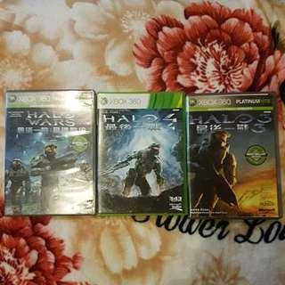 halo (Xbox 360 Games)